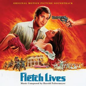 Fletch Lives Original Motion Picture Soundtrack. Лицевая сторона. Click to zoom.