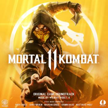 Mortal Kombat 11 Original Game Soundtrack. Front. Click to zoom.