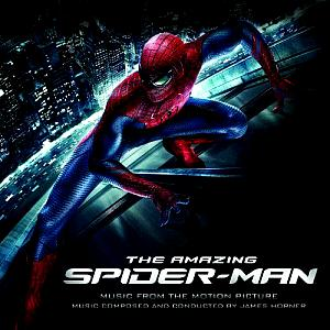 Amazing Spider-Man Original Motion Picture Soundtrack, The. Лицевая сторона. Click to zoom.