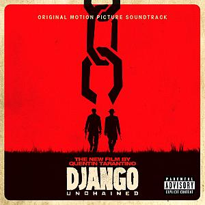 Django Unchailned Original Motion Picture Soundtrack. Лицевая сторона . Click to zoom.