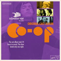 Co-op Original Cast Album. Передняя обложка. Click to zoom.