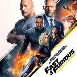 Fast & Furious Presents: Hobbs & Shaw Original Motion Picture Soundtrack. Передняя обложка. Click to zoom.