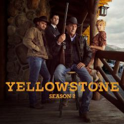 Follow the Horizon Music from the Original TV Series Yellowstone Season 2 - Single. Передняя обложка. Click to zoom.