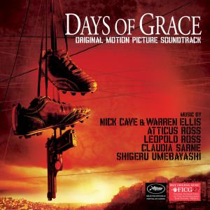 Days of Grace Original Motion Picture Soundtrack. Front. Click to zoom.
