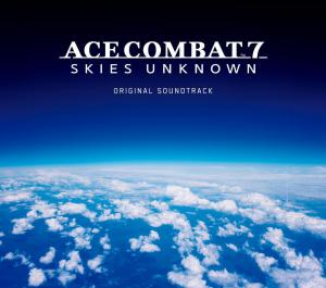 ACE COMBAT 7: SKIES UNKNOWN ORIGINAL SOUNDTRACK. Лицевая сторона . Click to zoom.