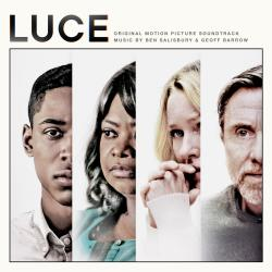 Luce Original Motion Picture Soundtrack. Передняя обложка. Click to zoom.