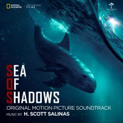 Sea of Shadows Original Motion Picture Soundtrack. Передняя обложка. Click to zoom.