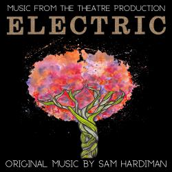 Electric Original Theatre Soundtrack - EP. Передняя обложка. Click to zoom.