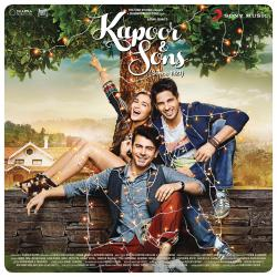 Kapoor & Sons Since 1921 Original Motion Picture Soundtrack. Передняя обложка. Click to zoom.