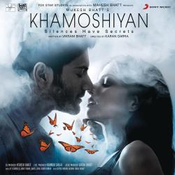 Khamoshiyan Original Motion Picture Soundtrack. Передняя обложка. Click to zoom.