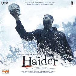 Haider Original Motion Picture Soundtrack. Передняя обложка. Click to zoom.