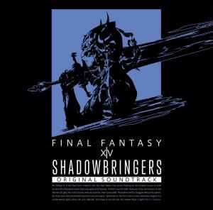 SHADOWBRINGERS: FINAL FANTASY XIV Original Soundtrack. Front. Click to zoom.