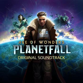 Age of Wonders: Planetfall Original Soundtrack. Front. Click to zoom.
