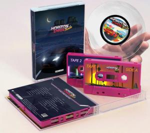 Horizon Chase Turbo [Limited Edition]. Лицевая сторона . Click to zoom.