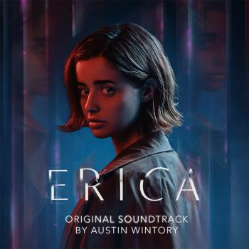 Erica Original Soundtrack. Front. Click to zoom.