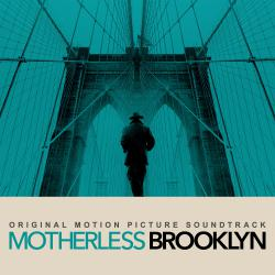 Motherless Brooklyn Original Motion Picture Soundtrack. Передняя обложка. Click to zoom.