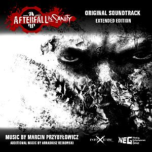 Afterfall InSanity Original Soundtack - Extended Edition. Лицевая сторона . Click to zoom.