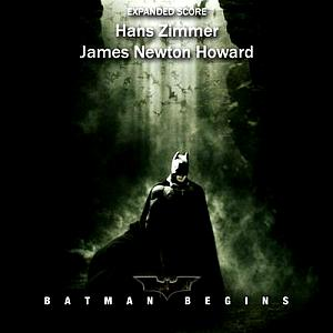 Batman Begins Expanded Score. ������� �������. Click to zoom.