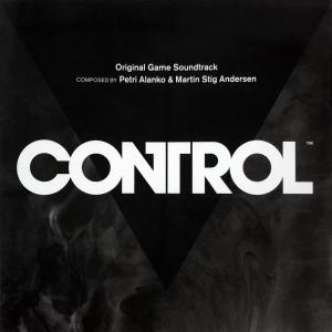 Control Original Game Soundtrack. Лицевая сторона . Click to zoom.
