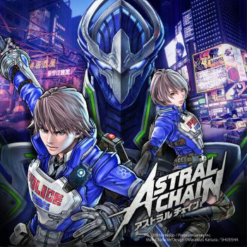 ASTRAL CHAIN VOCAL COLLECTION. Front. Click to zoom.