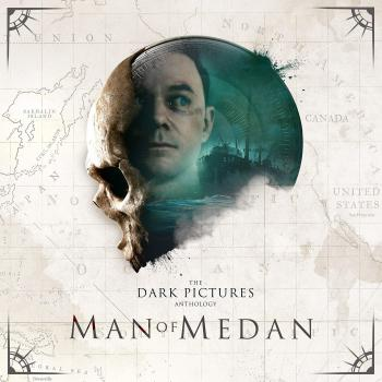 Dark Pictures Anthology: Man of Medan, The. Front. Click to zoom.