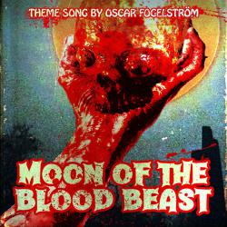Moon of the Blood Beast Original Motion Picture Soundtrack - Single. Передняя обложка. Click to zoom.