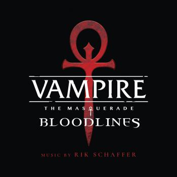 Vampire: The Masquerade - Bloodlines. Front. Click to zoom.