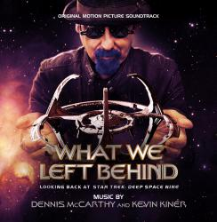 What We Left Behind: Original Motion Picture Soundtrack. Передняя обложка. Click to zoom.