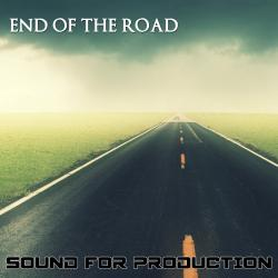 Sound For Production: End of the Road feat. Yutaka Nakamura. Передняя обложка. Click to zoom.