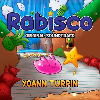 Rabisco Original Soundtrack. Front. Click to zoom.