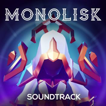 MONOLISK Soundtrack. Front. Click to zoom.