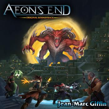 Aeon's End Original Soundtrack. Front. Click to zoom.
