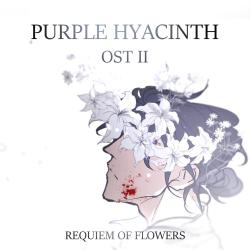 Purple Hyacinth: Requiem of Flowers II Original Comic Soundtrack. Передняя обложка. Click to zoom.