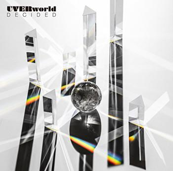DECIDED / UVERworld [Limited Edition]. Front (small). Click to zoom.