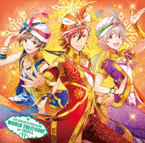 THE IDOLM@STER SideM WORLD TRE@SURE 11, The. Front. Click to zoom.