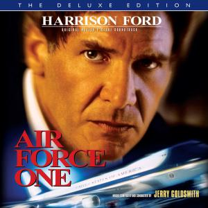 Air Force One Original Motion Picture Soundtrack (The Deluxe Edition). Лицевая сторона. Click to zoom.