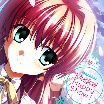 Magical Happy Show! / Machico. Front. Click to zoom.