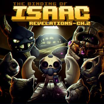 Binding of Isaac: Revelations - Ch.2, The. Front. Click to zoom.