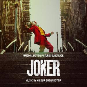 Joker Original Motion Picture Soundtrack. Front. Click to zoom.