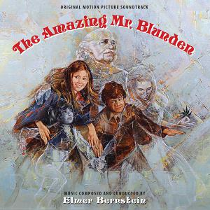 Amazing Mr. Blunden Original Motion Picture Soundtrack, The. Лицевая сторона. Click to zoom.