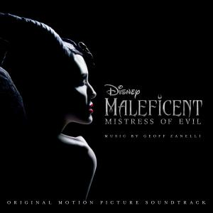 Maleficent: Mistress of Evil Original Motion Picture Soundtrack. Front. Click to zoom.