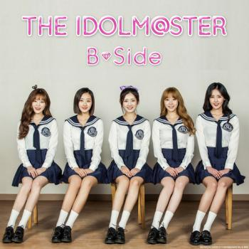 THE IDOLM@STER / B-Side, The. Front (small). Click to zoom.