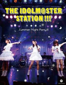 THE IDOLM@STER STATION!!! Summer Night Party!!!, The. Front. Click to zoom.