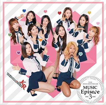 THE IDOLM@STER.KR MUSIC Episo♪e =3=, The. Front. Click to zoom.