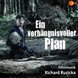 Ein verhängnisvoller Plan Original Motion Picture Soundtrack. Передняя обложка. Click to zoom.