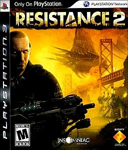 Resistance 2 Radio USA and other Soundtrack. ������. Click to zoom.