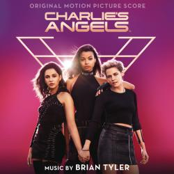 Charlie's Angels Original Motion Picture Score. Передняя обложка. Click to zoom.