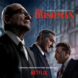Irishman Original Motion Picture Soundtrack, The. Передняя обложка. Click to zoom.