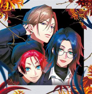 A3! VIVID AUTUMN EP. Front (small). Click to zoom.