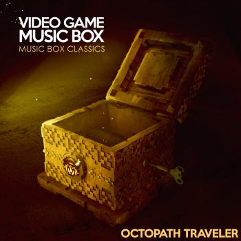 Music Box Classics: Octopath Traveler. Front. Click to zoom.